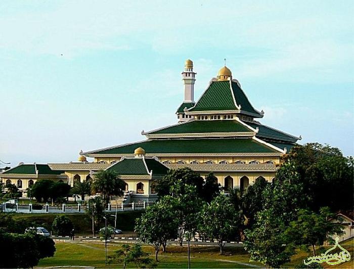 Masjid Al Azim Melaka Tengah Melaka